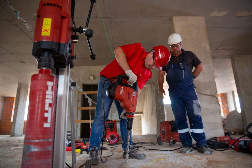 How to Drill a Hole in Concrete