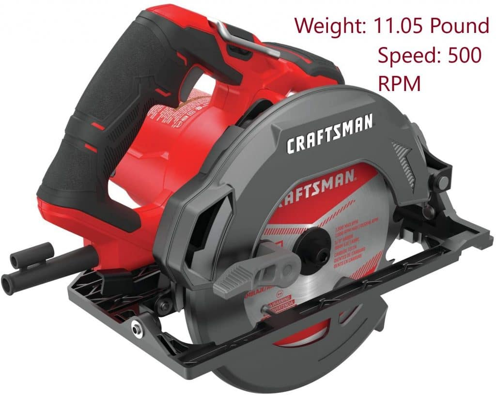 CRAFTSMAN CMES510 Circular Saw