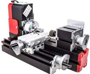 What-does-a-lathe-do